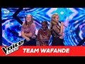 "Mathilde, Shanikwa, Frederikke (Team Waf) | ""Crying In The Club""
