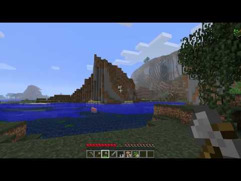 Minecraft Jak přežít první den NÁVODY