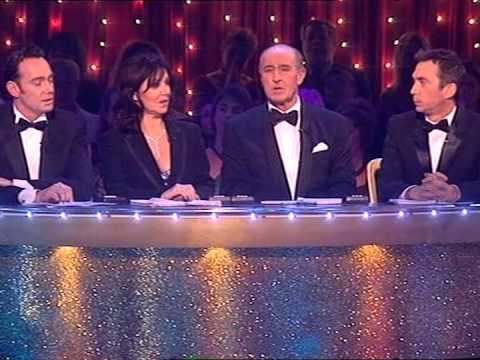 Colin Jackson and Erin's Strictly showdance