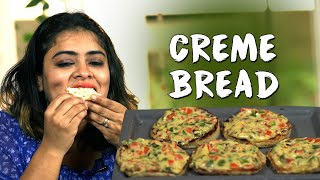 CREME BREAD  | SWATHI SWADESI | BEHIND THE TASTE