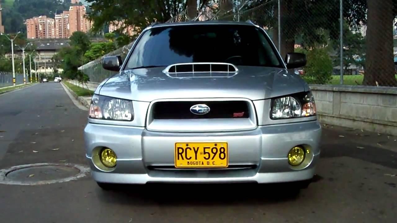 Subaru Forester 2 5xt 2004 Youtube