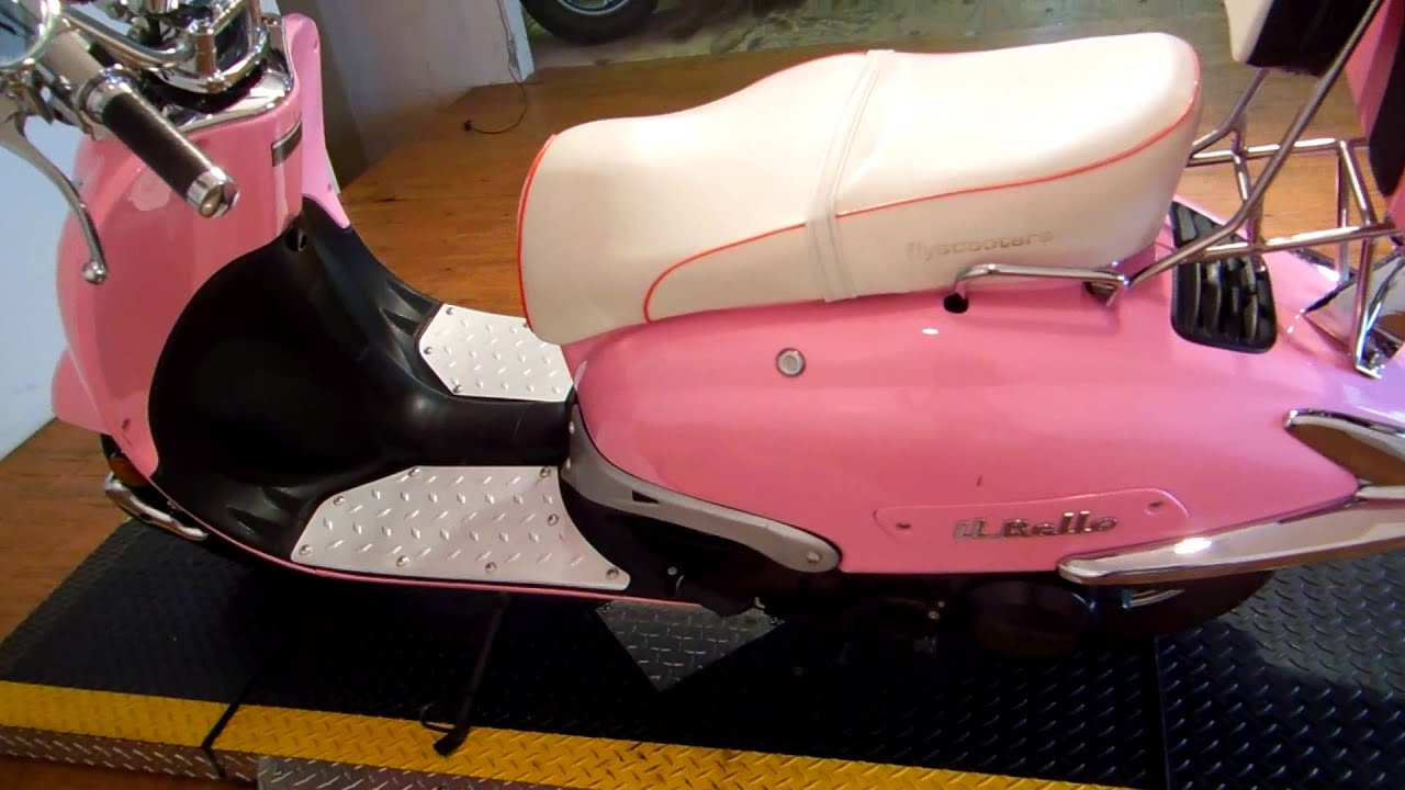 150cc Scooter Pink 150cc Scooter For Sale at