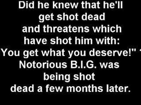 Is 2pac really Dead? theories from songs