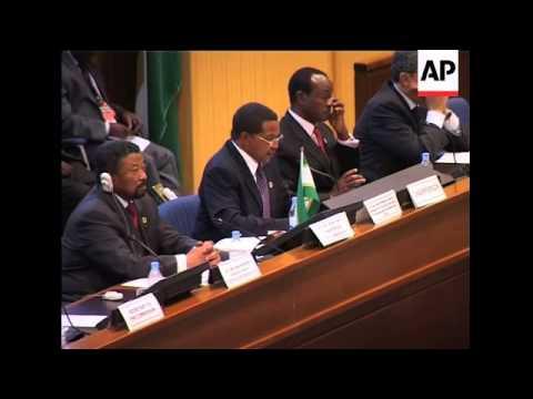 Gadhafi to head African Union