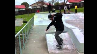 Quick clip of some of the Clendon locals