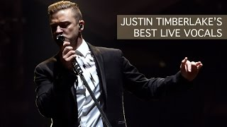Download Lagu Justin Timberlake's Best Live Vocals Gratis STAFABAND