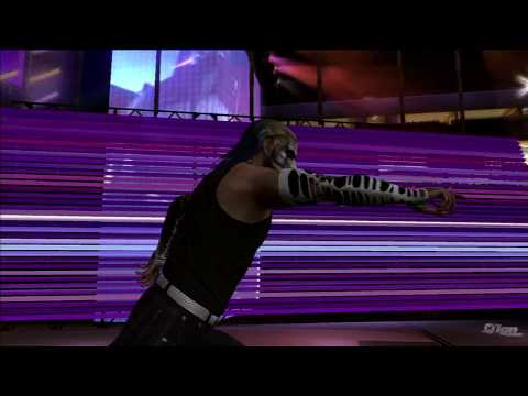 Wwe Smackdown Vs Raw 2010 'jeff Hardy Entrance' True-hd Quality video