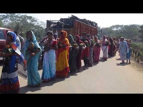 Kalas Yatra Of Maa Tarini Annual Function At Mohmmedpur Of Cuttack District video