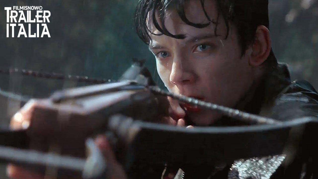 Miss Peregrine - La Casa dei Ragazzi Speciali | Trailer Italiano [Tim Burton] HD
