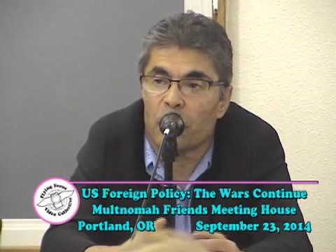 US Wars, Climate Change & the Economy (part 1)