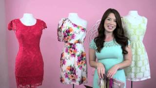Cute Dresses to Wear to a Shower for the Bride : Summer Fashion Trends