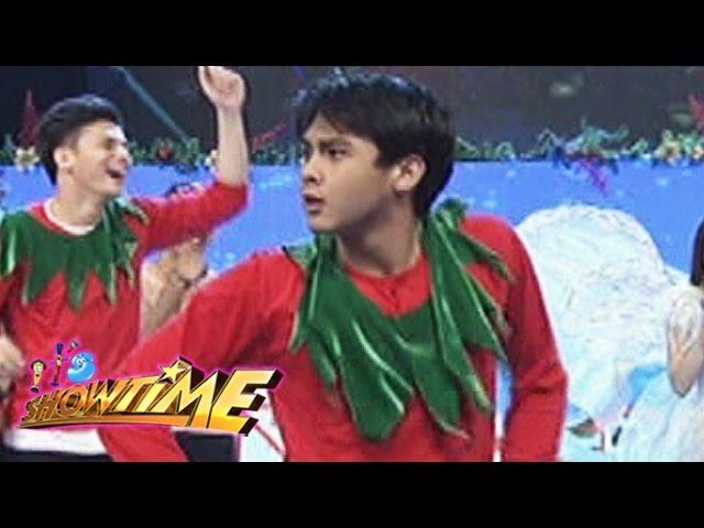 "It's Showtime: Hashtag Paulo's ""Ang Kulit"" dance"