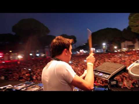 Tomer Maizner live show @ Avicii Concert  [Watch in HD]