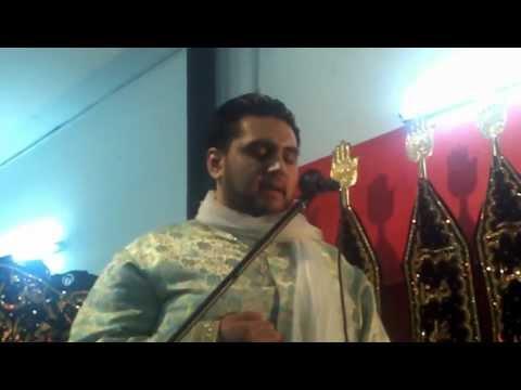 Syed Tasneef Shah - Jashan 3/4 Shabaan 2012 - Azakhana e Darr e Batool (sa)
