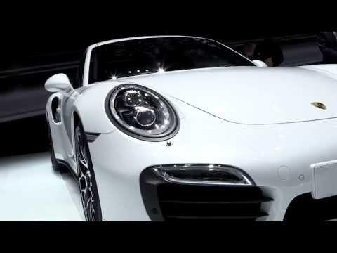 Porsche 911 Turbo: Мировая премьера во Франкфурте