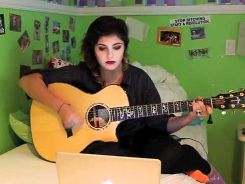 Don't Care About Anything - Alex Winston (Cover by @JhannaFirestone )