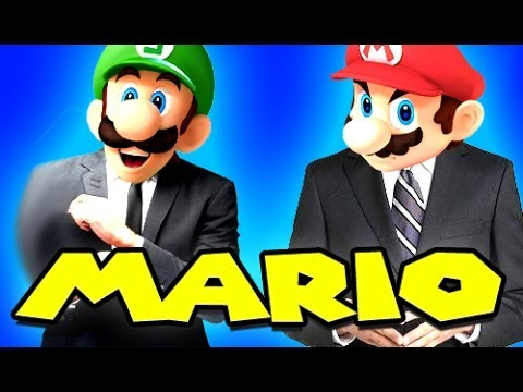 MARIO & LUIGI IN COLLEGE! - Gmod Super Mario Bros. Mod (Garry's Mod)