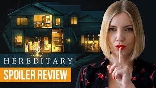 Hereditary: From Family Drama To Nightmare   Spoiler Review