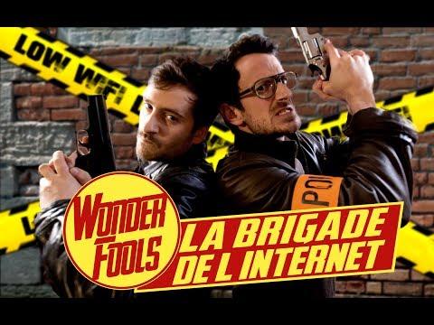 La Brigade de L'internet