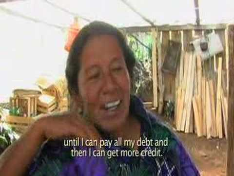 No Son Invisibles: Maya Women and Microfinance, featuring Muhammad Yunus