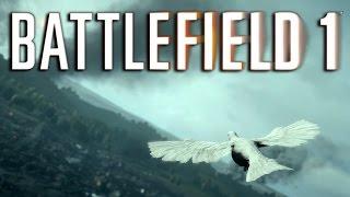 BATTLEFIELD 1 - O Início da Campanha, em Português PT-BR! (BF1 PC Gameplay no Ultra)