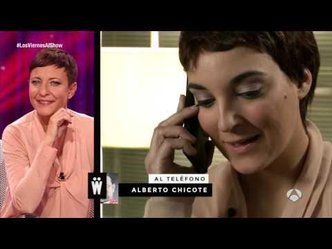 Leonor Lavado le gasta una broma a Alberto Chicote
