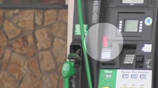 Gas stations working to protect customers from credit card fraud