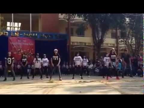 Liên Khúc Dance   12a5 2014 2015 video