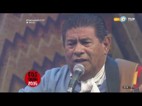 Los Manseros Santiagueños en el Festival de Cosquín 2016