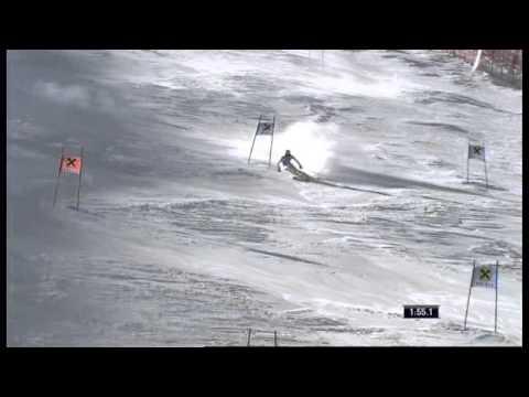 Anna Fenninger Weltcup Giant Slalom Sölden 2