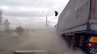 Fail Compilation of Truck Drivers APRIL 2015