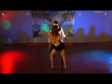 00081 ZLBF2016 Artistic Performance by Romina and Leo ~ video by Zouk Soul
