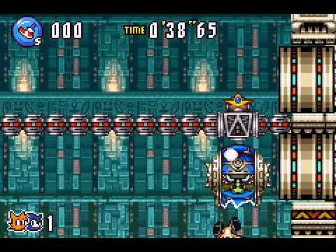 Sonic Advance 3 - Sonic Advance 3 Playthrough (12) - User video