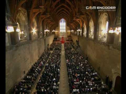 President Obama  the British Parliament speech