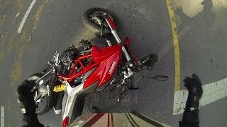 Vlog#1 – Ducati Hypermotard – The beginning of a rocky relationship – Day One