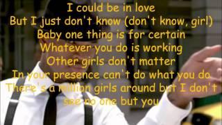 Ne Yo One In a Million lyrics