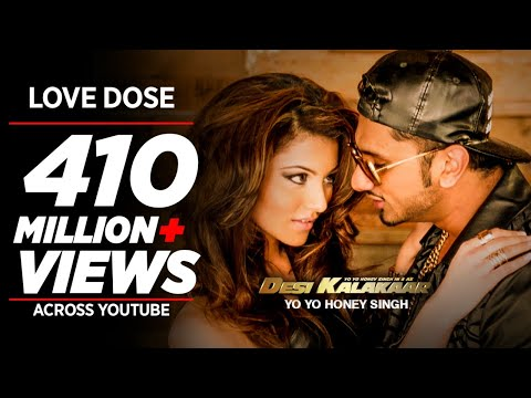 Exclusive: LOVE DOSE Full Video Song | Yo Yo Honey Singh, Urvashi Rautela | Desi Kalakaar
