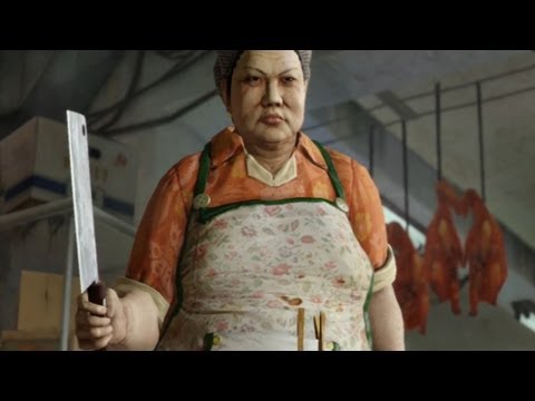 SLEEPING DOGS: MOTIVOS PARA NO CABREAR A UNA MADRE