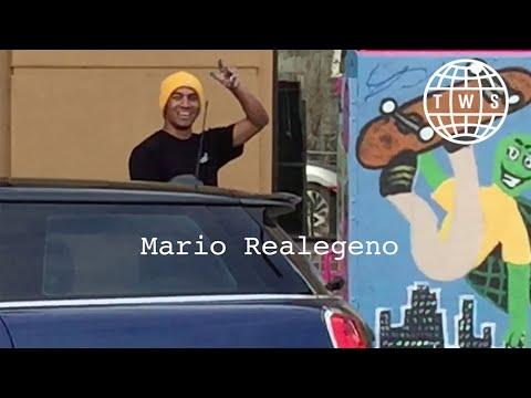 Mario Realegeno, Street Art Part