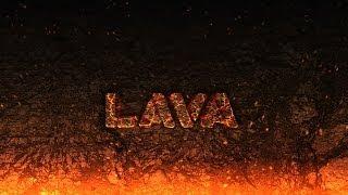 Gimp Tutorial: 3D Lava Text