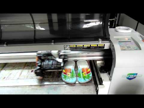 Rubber Shoes Printing