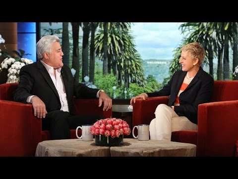 Jay Leno on Leaving 'The Tonight Show'
