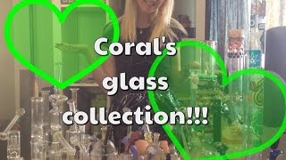 Coral Reefer's Glass Collection