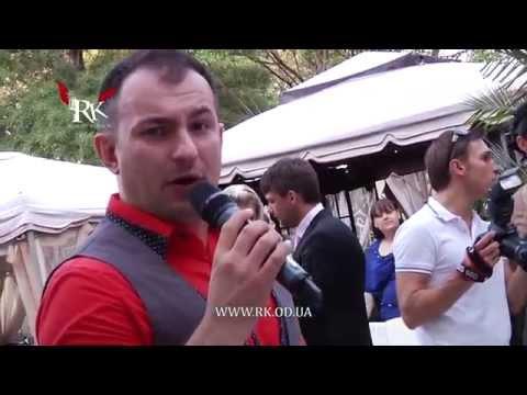 RK Руслан Костов Роспись и парад гостей р ан Блеф 06 09 12
