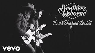 Brothers Osborne Heart Shaped Locket