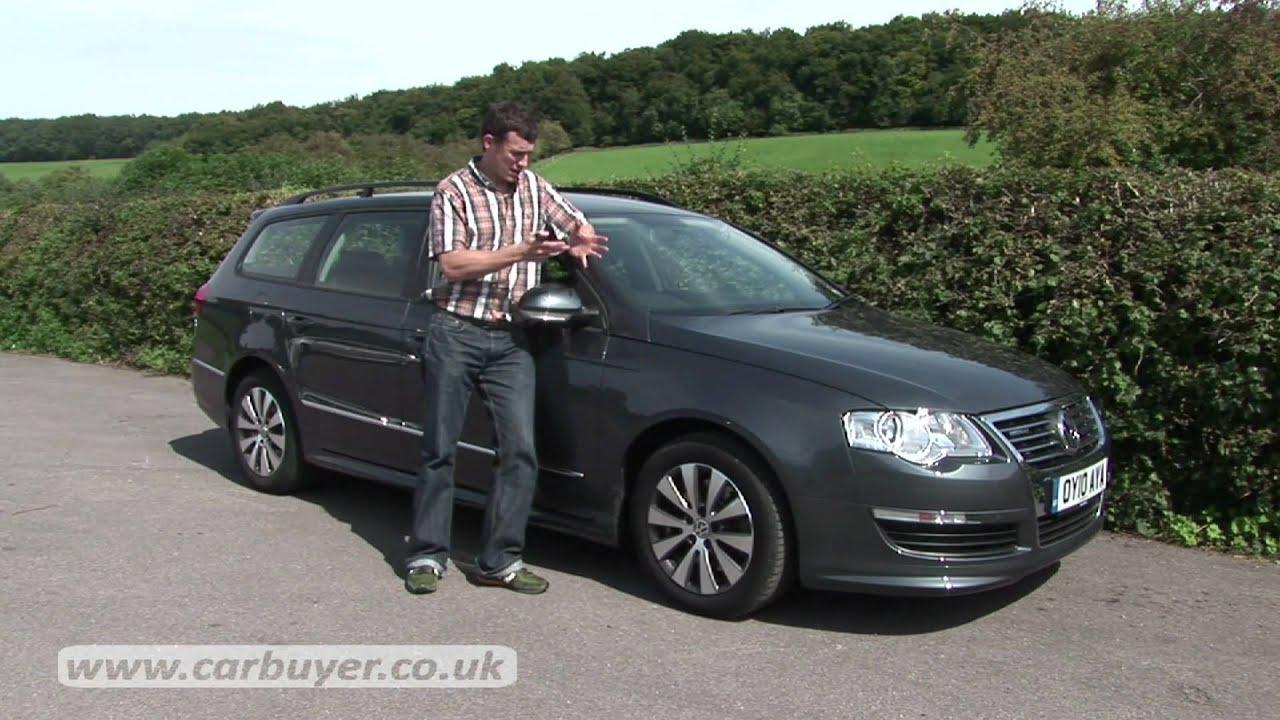 Volkswagen Passat 2005 - 2011 review - CarBuyer - YouTube