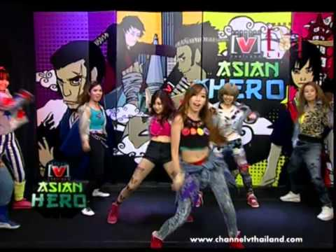Asian Hero Let's Dance Project : GirLish cover SNSD