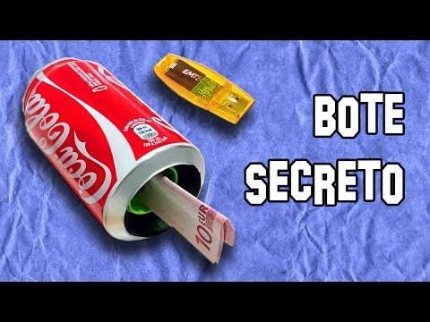 Como Hacer un Escondite Secreto | Experimentos Caseros