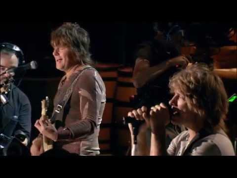 Bon Jovi - One Step Closer (rehearsal 2007)
