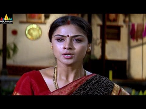 Narasimha Naidu Movie Scenes | Simran Powerful Dialogues | Telugu Movie Scenes | Sri Balaji Video